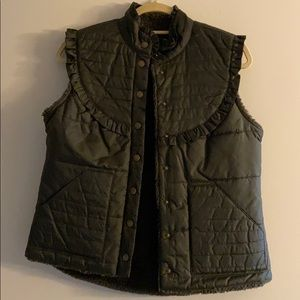 Free people puffer vest
